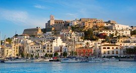 Ibiza - A Yacht Charter Group sailing destination