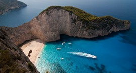 Sailing destination Greece