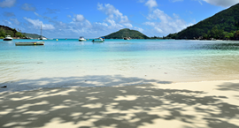 Sailing holidays in the Seychelles